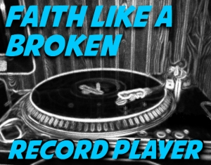 broken record logo