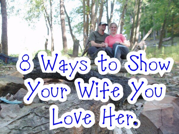 how to show her i love her